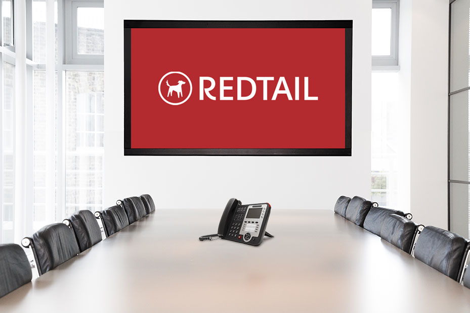 Independent Financial Service Firm Wins With a Comprehensive VoIP System for RedTail Technologies