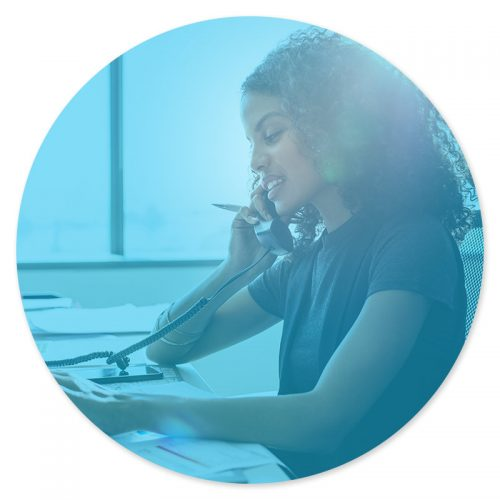 intulse VoIP Financial Services Business Phones System