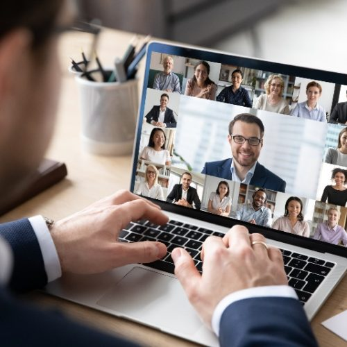 Intulse virtual conference solutions
